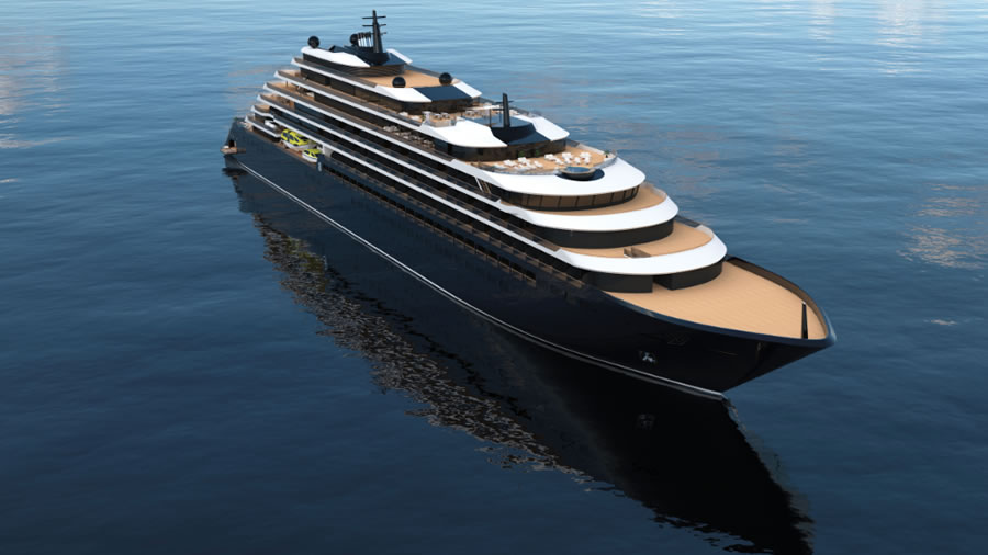 The  Ritz Carlton Yatcht Collection - Pier 1 Cruise Experts